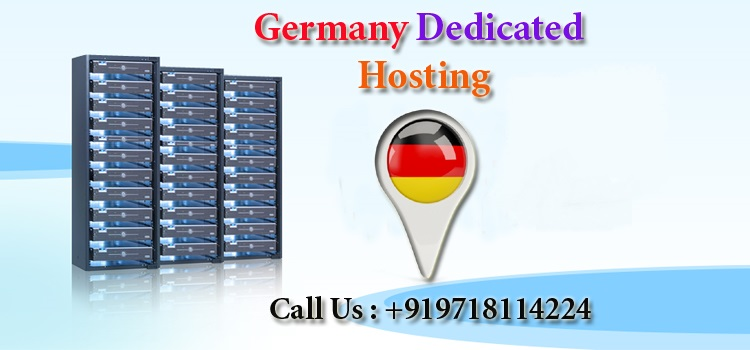 With Our Germany Dedicated Hosting Take Your Business to the Next Level