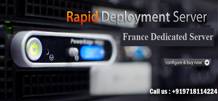 Why Internet Businesses Should Use Best France Dedicated Servers?